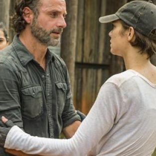 Walking Dead'de grev kapıda