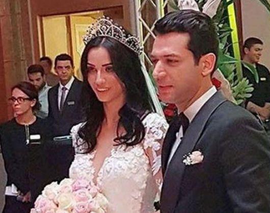 Murat Yıldırım ve Imane El Bani yeniden evleniyor