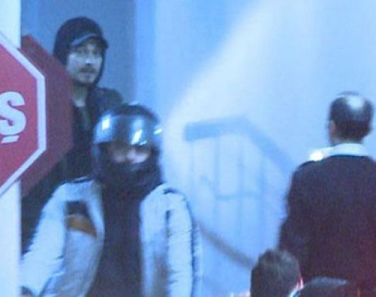 Çağatay Ulusoy hastaneden dublörle kaçtı