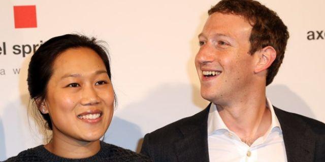 Mark Zuckerberg ikinci kez baba olacak