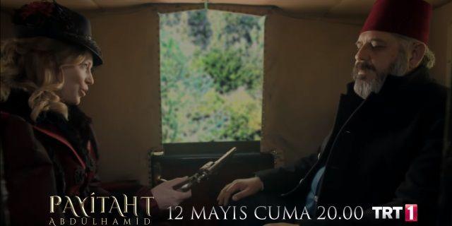 Payitaht Abdülhamid 11. bölüm bölüm izle: Osman Paşa hain mi?
