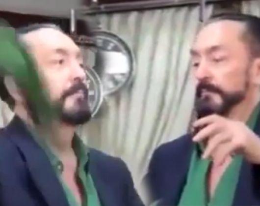 Adnan Hoca Ramazan'ı oynayarak karşıladı