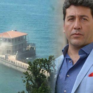 Emre Kınay, Moda İskelesi'ndeki tadilatlara tepki gösterdi