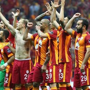 'Biraz gıcık olsam da tebrikler Galatasaray'