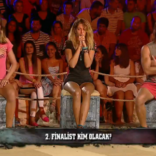 Survivor All Star'da finalin adı belli oldu