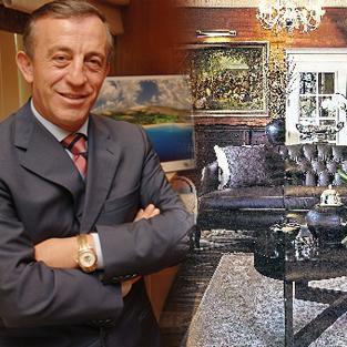 Ali Ağaoğlu 60 yıllık köşke taşındı