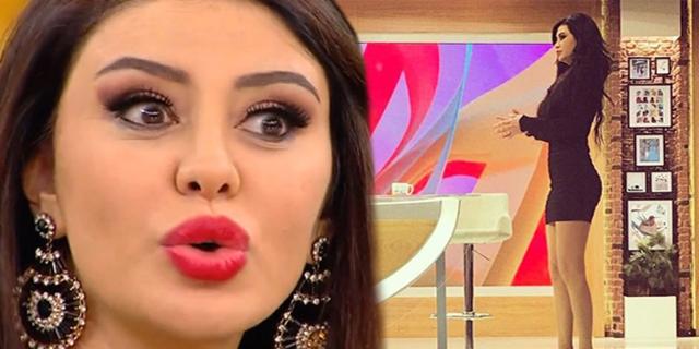 Ebru Polat'�n k�yafeti dudak uçuklatt�