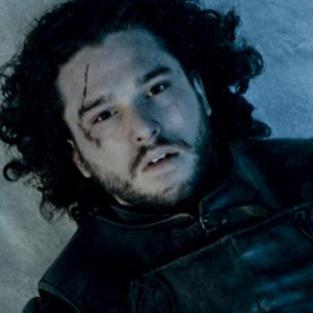 Game Of Thrones'ta Jon Snow gözlerini açtı