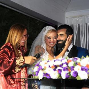 Gökhan Türkmen dünya evine girdi