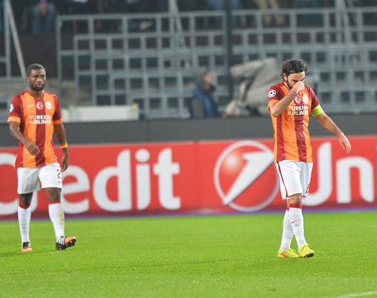 Galatasaray Avrupa defterini kapattı