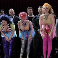 Anna Nicole operası kapalı gişe