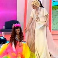 İşte Benim Stilim yarışmacısı Sima Şerafettinova korkuttu