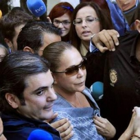 Isabel Pantoja cezaevine girdi