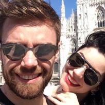 Merve ve Murat'tan çifte sürpriz