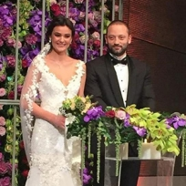 Merve Büyüksaraç, Gökhan Ciner evlendi
