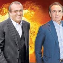 Galatasaray'da herkes birbirine sallıyor