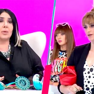 Yarışmacının sözleri Nur Yerlitaş'ı çileden çıkardı
