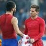 Arda Turan, Messi'ye karşı