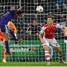 Arsenal'den altın gol