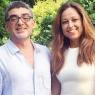 Aykut Gürel ve Senem Çapa İtalya'da evlendi