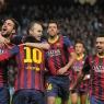 Barcelona terledi!
