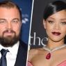 Leonardo ve Rihanna sabaha kadar öpüştü