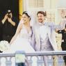 Beyza Şekerci ve Engin Hepileri düğününe ünlü akını