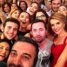 Esra Erol'dan canlı yayın selfie'si