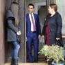 Fatih Harbiye setinde olay: Üzerine yürüdü
