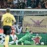 Galatasaray Avrupa'da kayıp