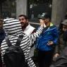 Gülben Ergen muhabirlere saldırdı
