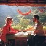 Gülben Ergen'in kocasıyla ilk kahvaltısı