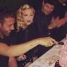 Madonna'dan Mert'e jest