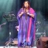 Maria Farantouri, Açıkhava'da konser verdi