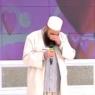 Mustafa Hoca gözyaşlarına boğuldu