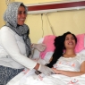 Mutlu Kaya'nın tedavisi GATA'da sürecek