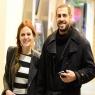 Yeni evli çiftin alışverişle imtihanı