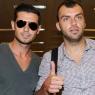 Pandev ve Dzemaili Galatasaray'da