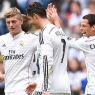 Real Madrid coştu bir kere