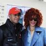 Rihanna'nın yeni aşkı Lewis Hamilton