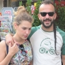 Rıza Kocaoğlu-Eylül Su Sapan ile görüntülendi
