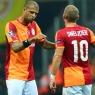 Sneijder'den Melo'ya şok suçlama