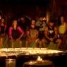 Survivor'a Gönüllüler'den ilk kim veda etti?