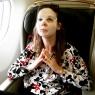 Tuba Ünsal'ın hali uçaktakileri korkuttu