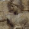 Antik Yunan heykelinde tartışma yaratan figür: Laptop mı?