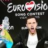 Eurovision'un galibine fotoğraf tepkisi