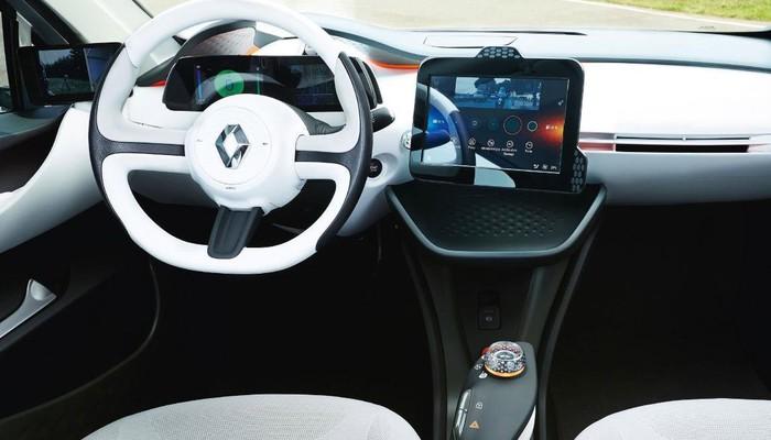 Renault, Eolab'ı Paris Fuarı'nda tanıttı