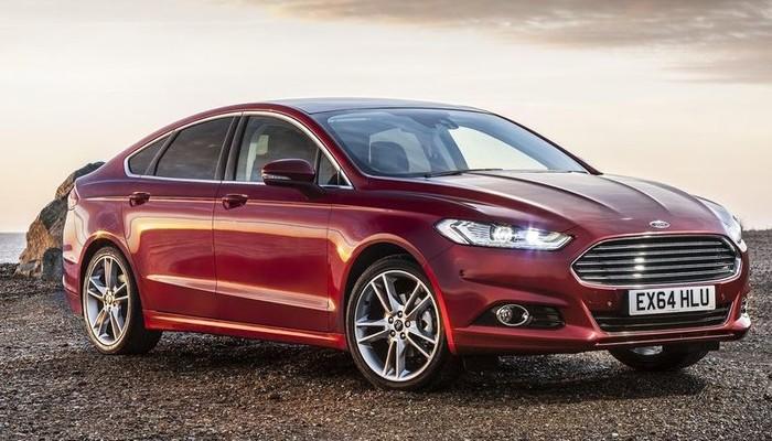Ford gaza basıyor