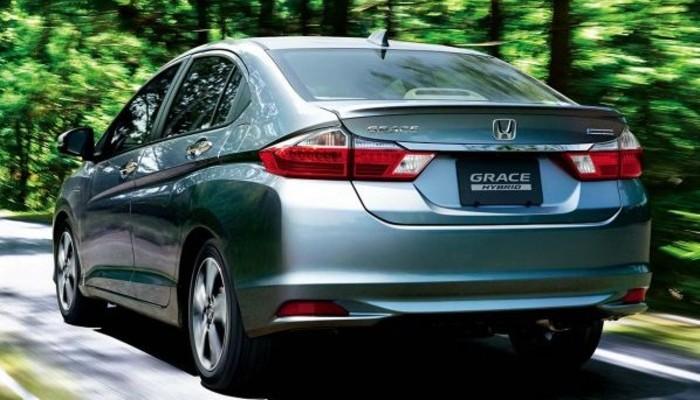 Honda'nın yanıtı Grace oldu