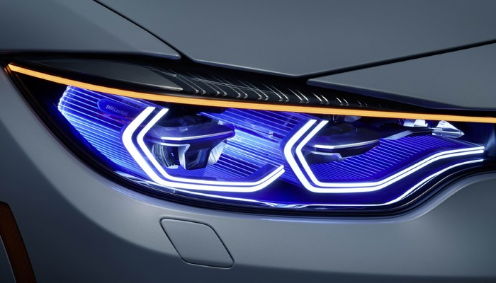 BMW'nin bakışları değişiyor